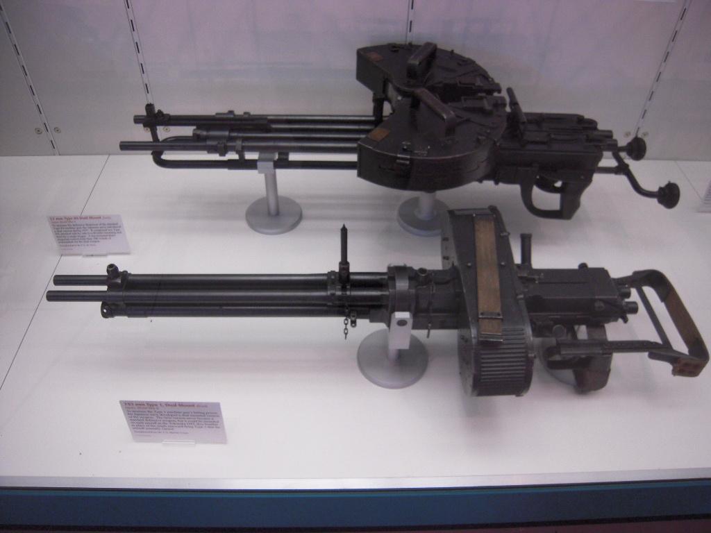 一式旋回機関銃 - JapaneseClass...